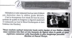 Restaurant Pas de Calais