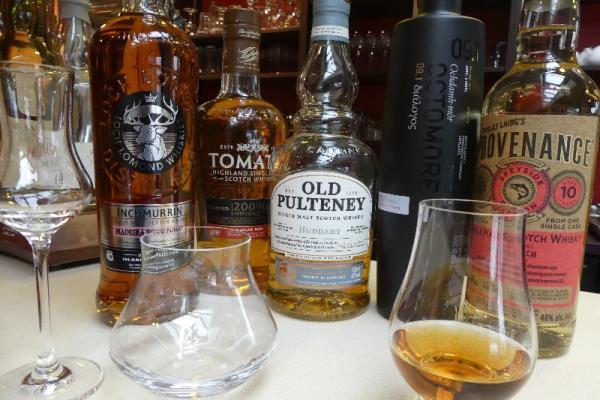Soirée Whisky le vendredi 20 mars 2020 0 20 H