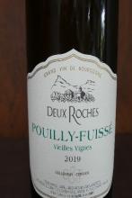 Bourgogne Blanc Pouilly Fuissé Vieilles vignes Domaine Collovray 2019 75 cl