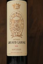 Bordeaux rouge Saint Julien Château Gruaud Laroze 2010 Grand cru Classé 75 cl