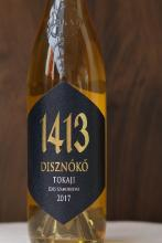 Tokay Hongrois 1413  vin blanc  moelleux  50 cl