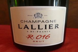 Champagne Lallier R016 75 cl
